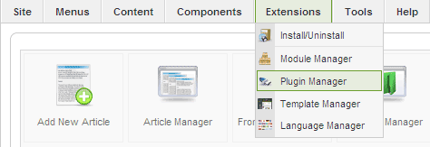 how-to-change-joomla-editor-TinyMCE-standard-to-TinyMCE-extended